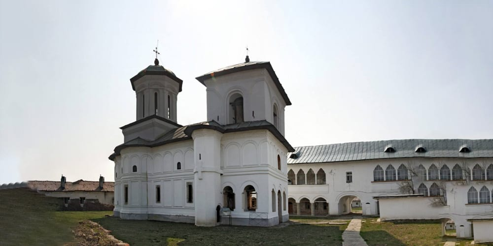 Manastirea Mamu