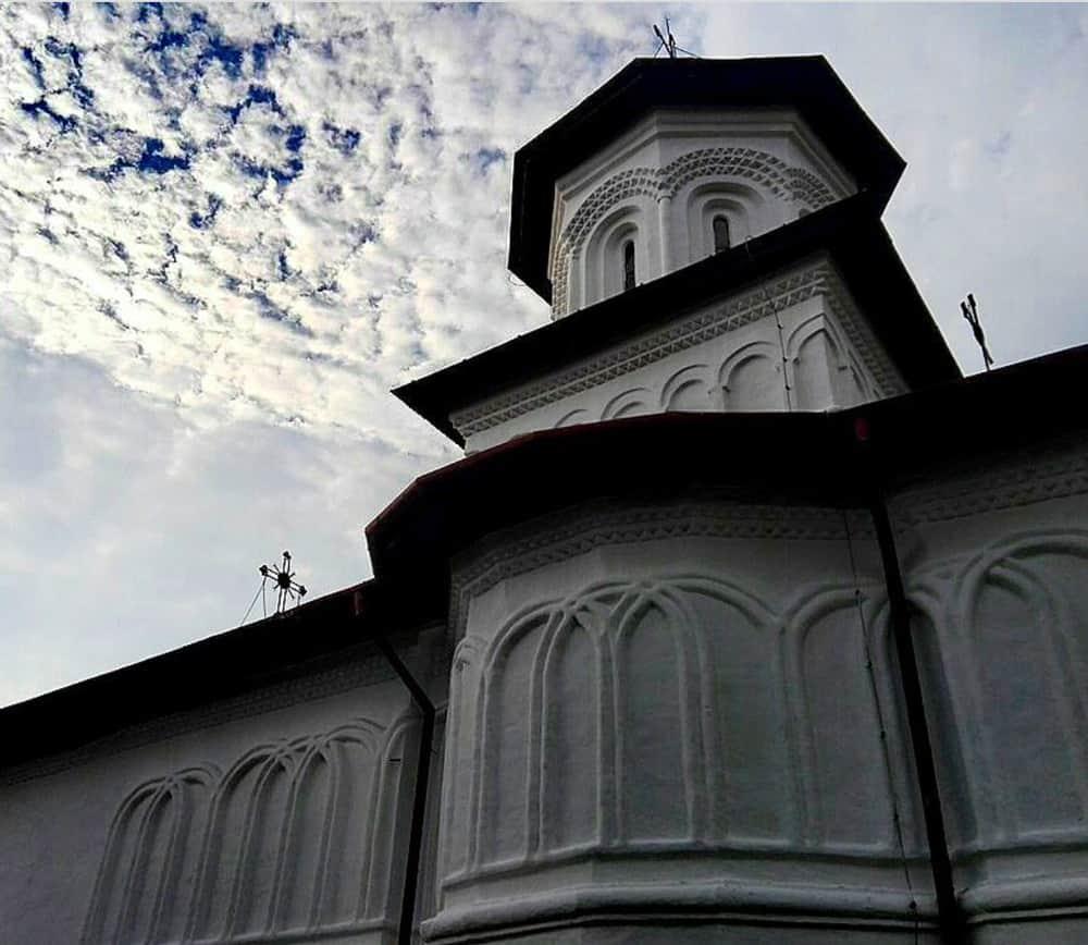 Manastirea Saracinesti