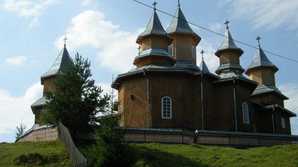 Manastirea Ciocanesti