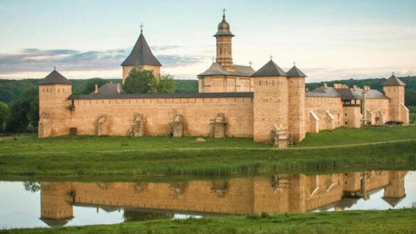 Manastirea-Dragomirna