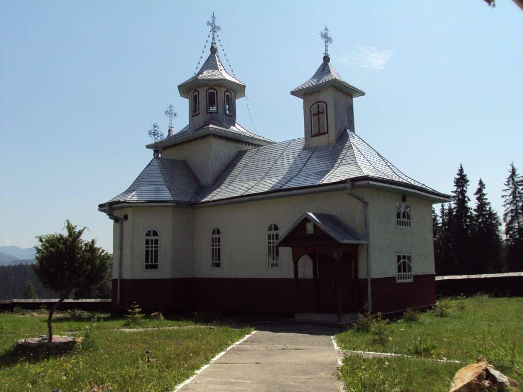 Manastirea Inaltarea Domnului, Mestecanis