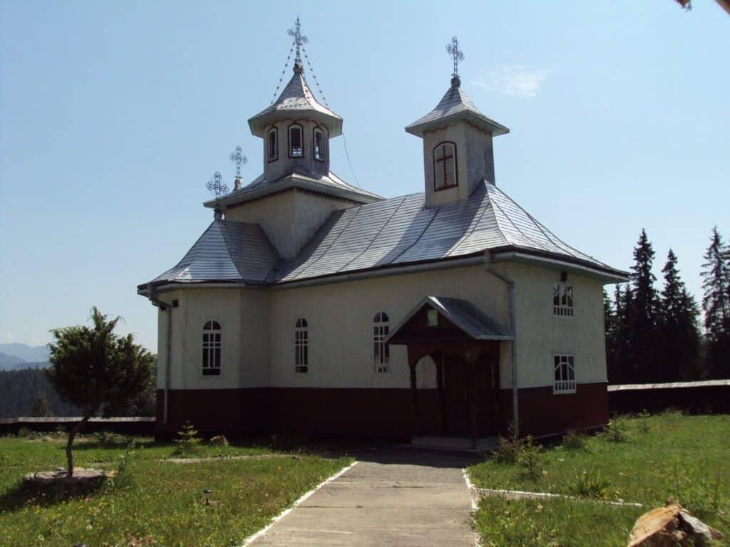 Manastirea Mestecanis