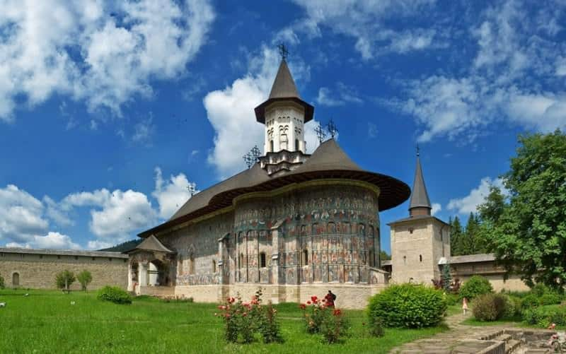 Manastirea Moldovita (Vatra Moldovitei)