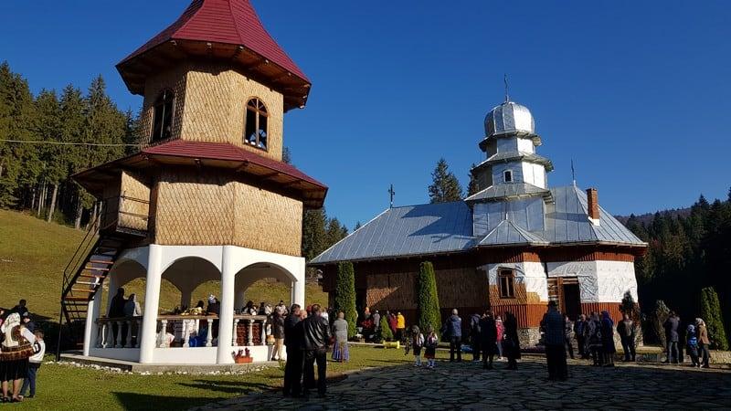 Manastirea Pestele-Cotargasi
