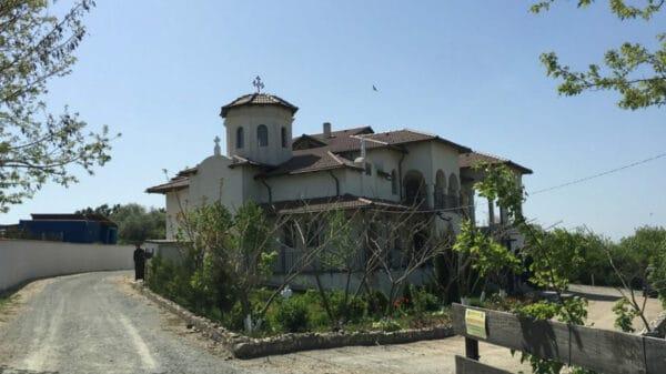 Manastirea Capidava