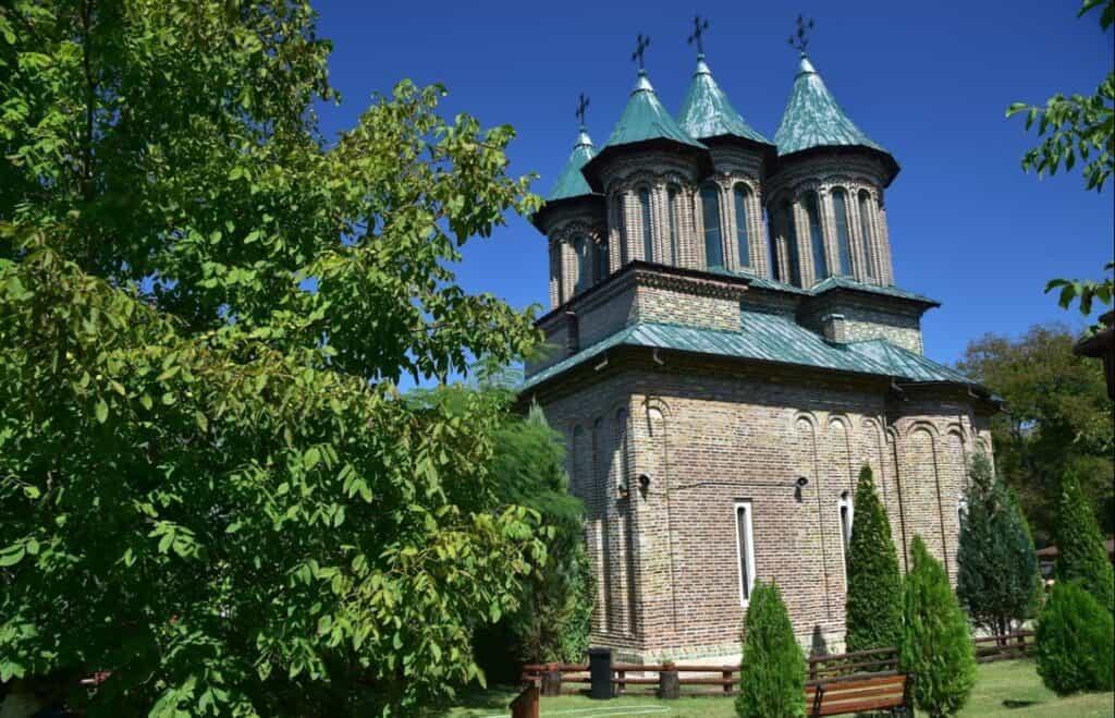 Manastirea Cobia