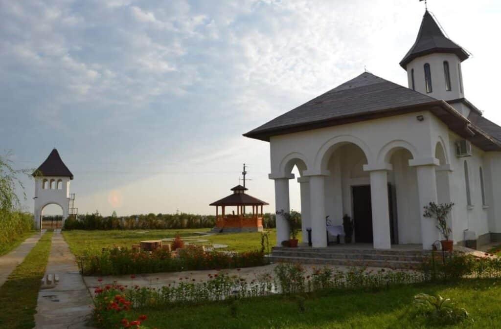 Manastirea Patroaia-Deal