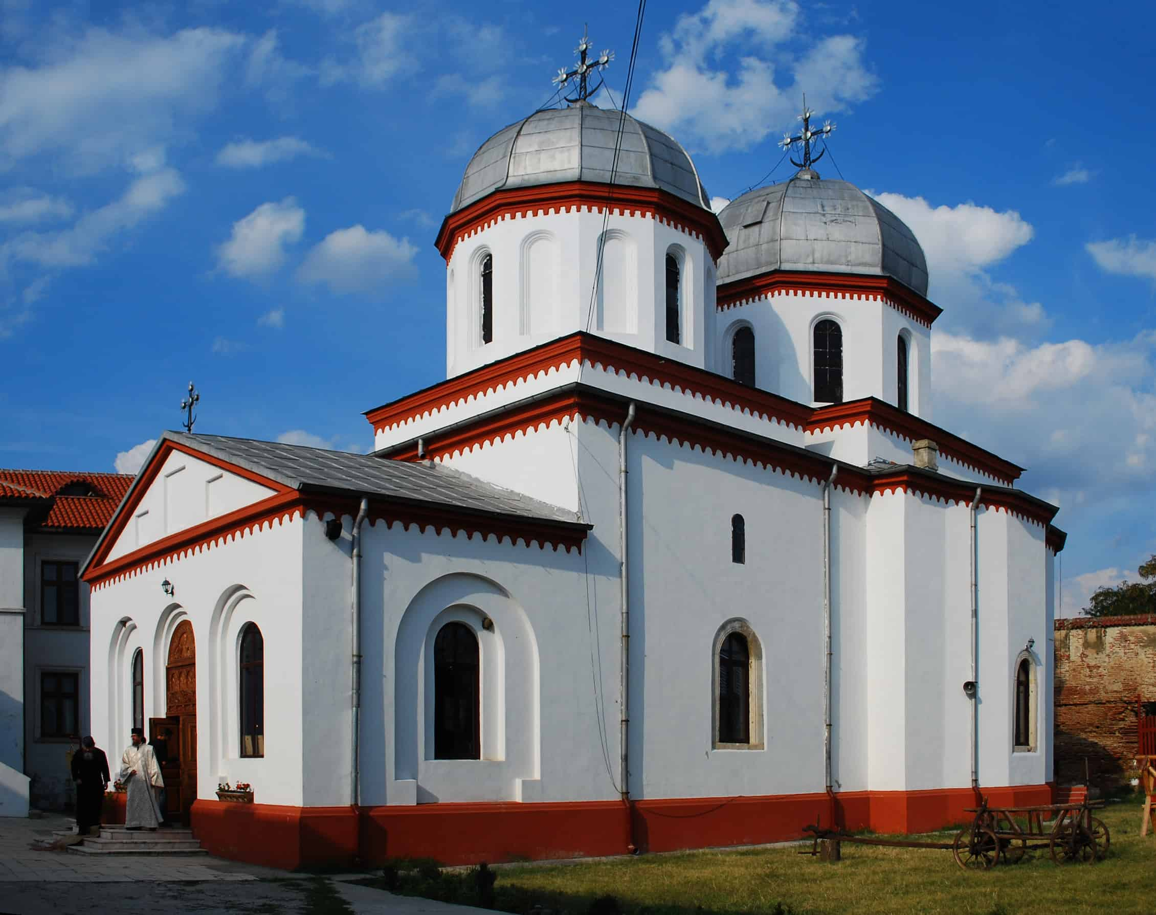 Manastirea-Comana