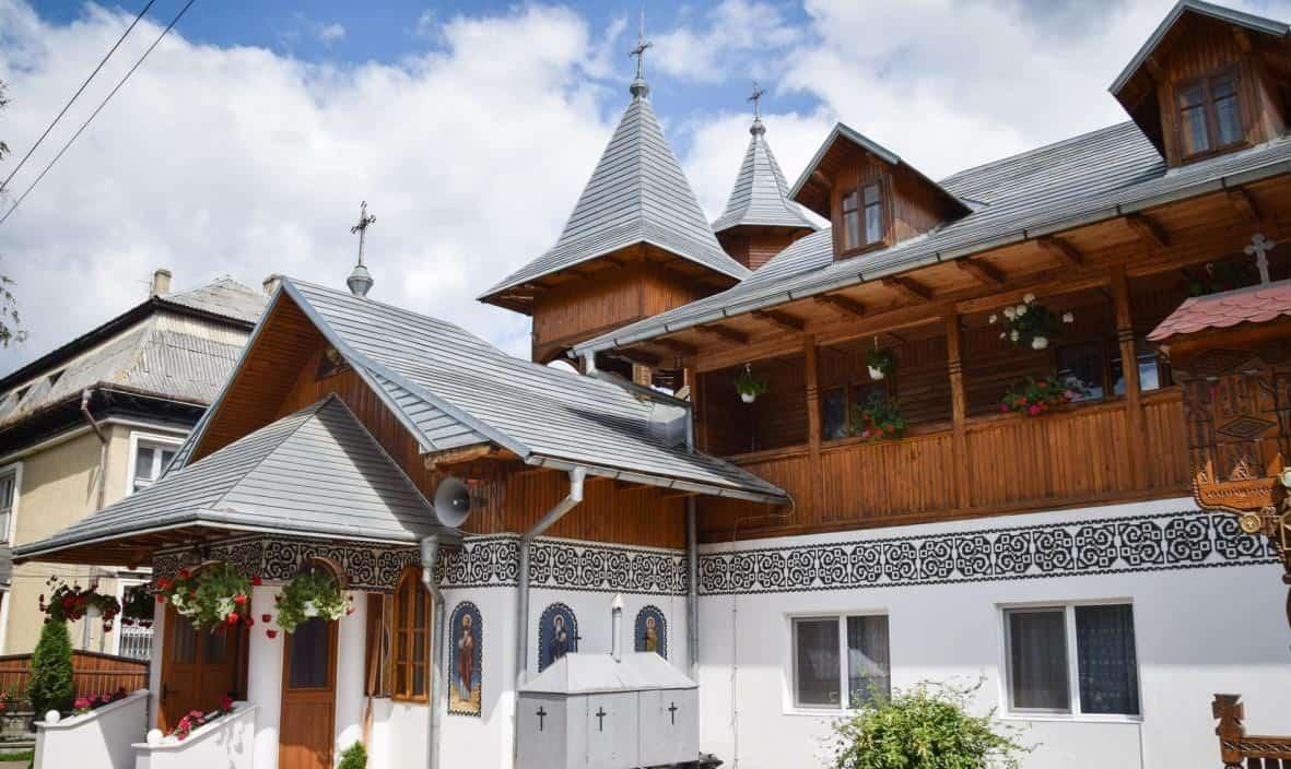Manastirea-Sfantul-Dimitrie-Vatra Dornei