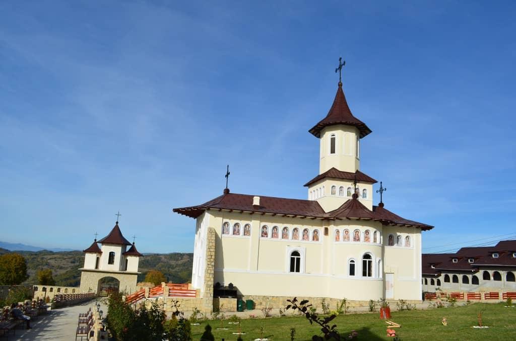Manastirea Stefan Cel Mare Si Sfant