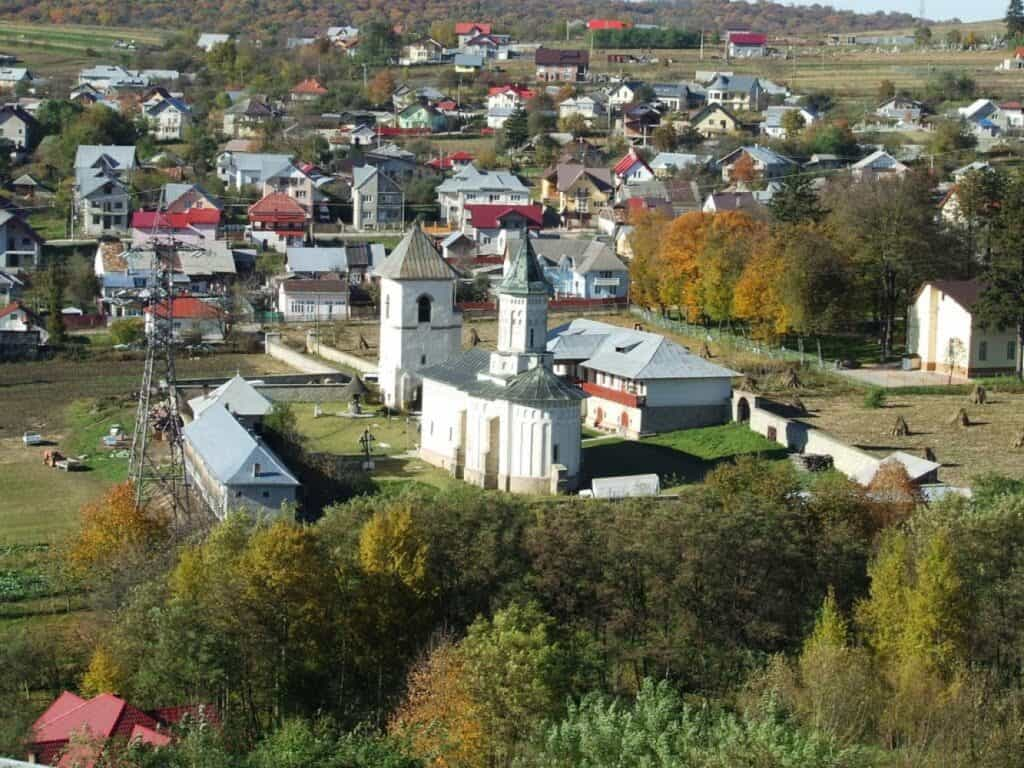 Manastirea Teodoreni