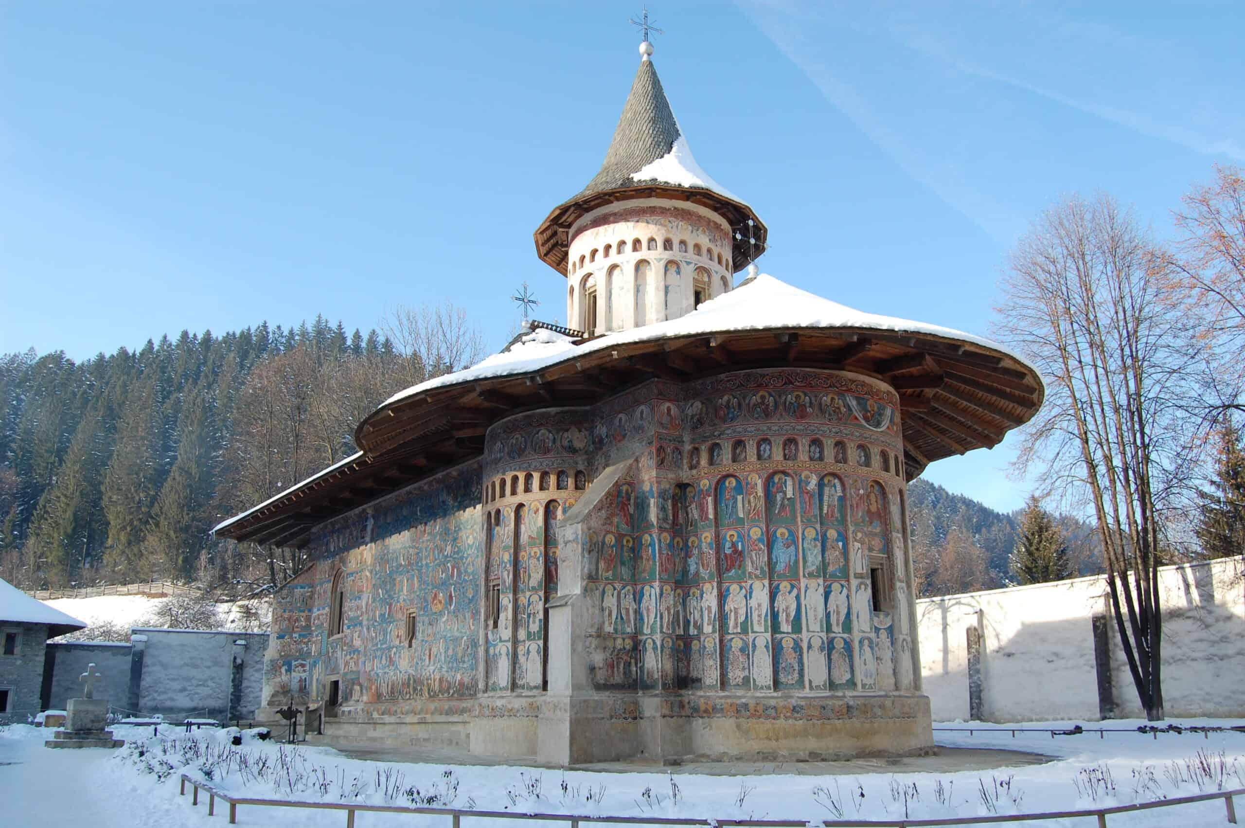 Manastirea-Voronet