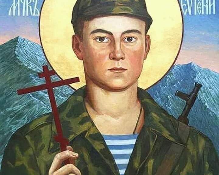 Sfantul Nou Mucenic Evghenie Rodionov Din Cecenia