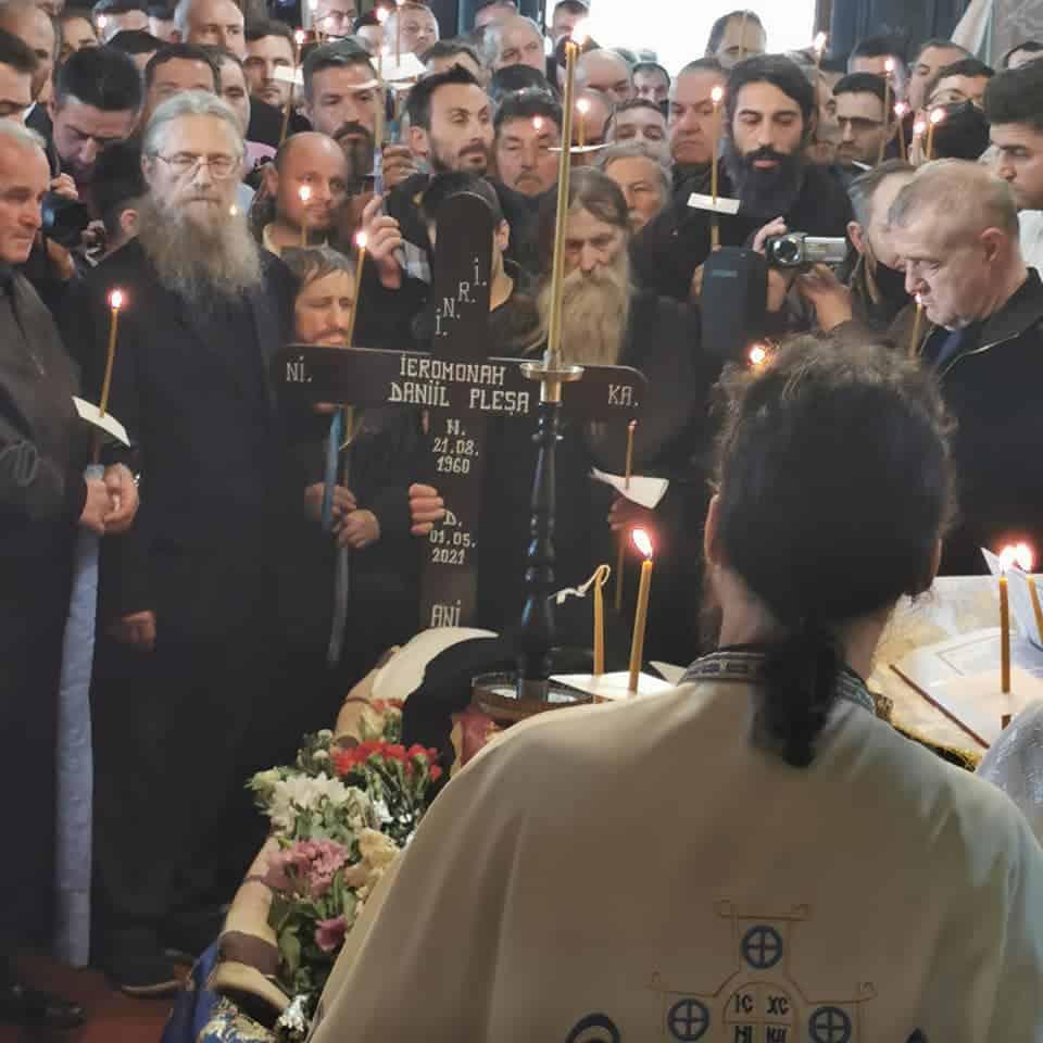 Daniil Plesa Manastirea Frasinei