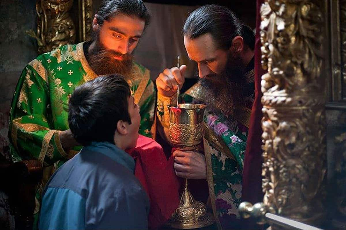Rugaciunile Dinaintea Sfintei Impartasanii