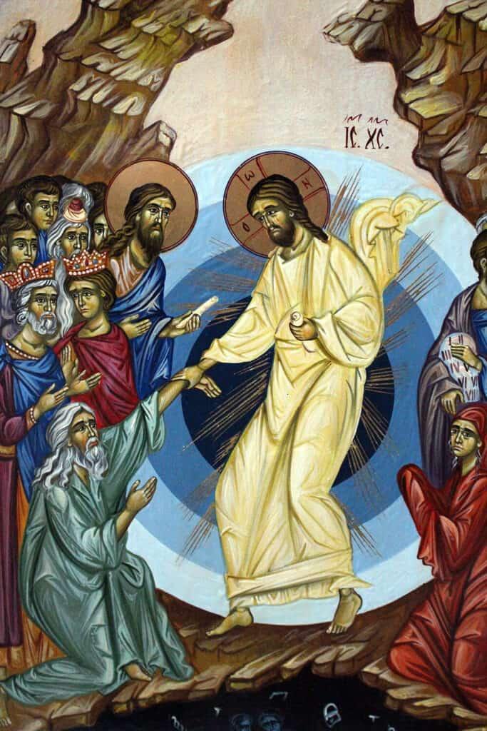 Invierea Domnului Sfintele Pasti 08