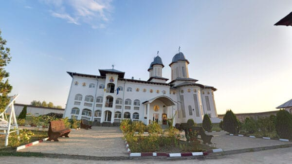 Manastirea Adamesti