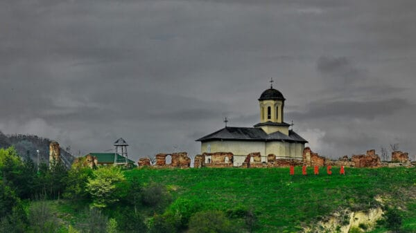 Manastirea Berca