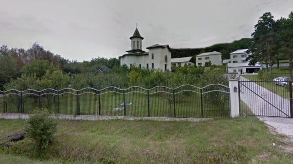 Manastirea Crangu