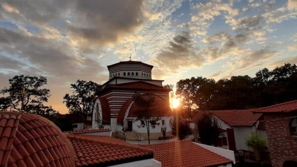 Manastirea Draganesti Vlasca