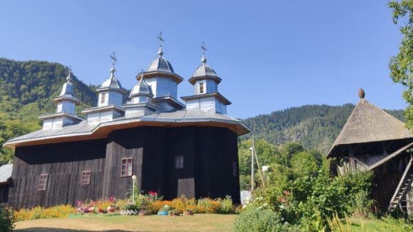 Manastirea Gavanu
