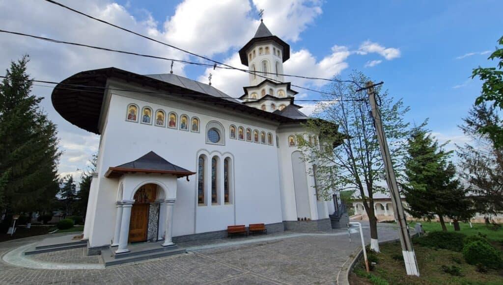 Manastirea Nasterea Maicii Domnului Cudalbi