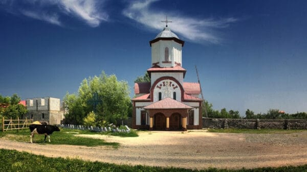 Manastirea Radu Negru