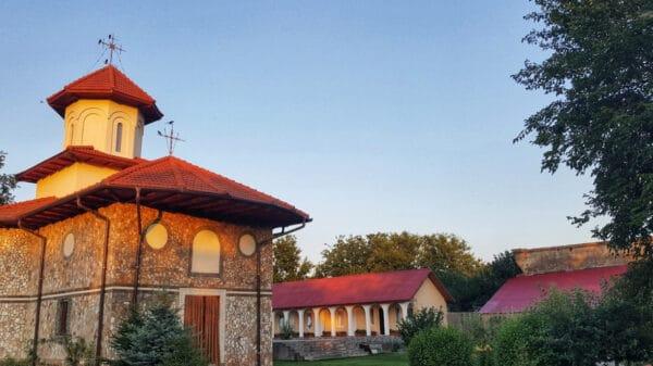Manastirea Sfanta Ecaterina Tatarastii De Sus