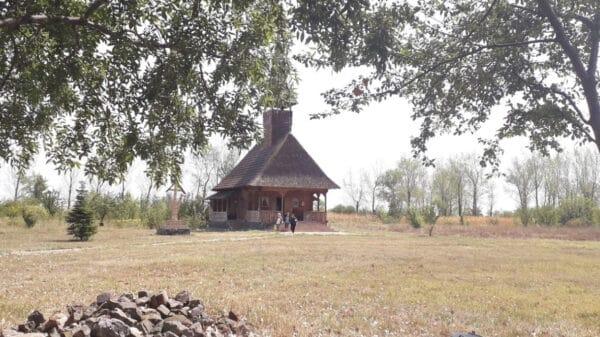 Manastirea Sfantul Fanurie Silistea Gumesti