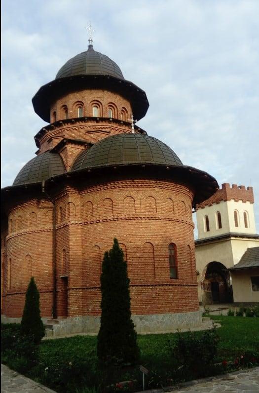 Manastirea Sfantul Gheorghe Tiganesti