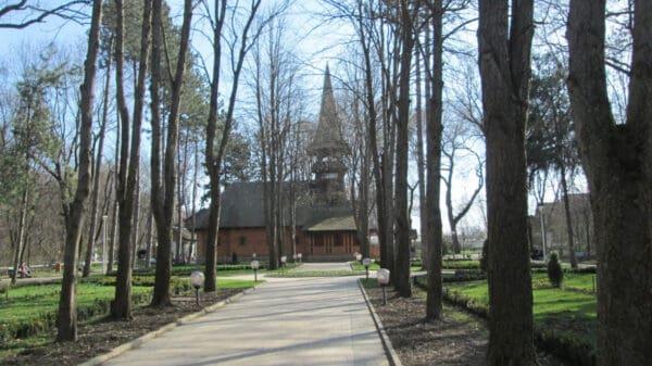 Manastirea Sfantul Pantelimon Lacu Sarat