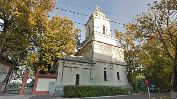 Manastirea Sfintii Arhangheli Galati