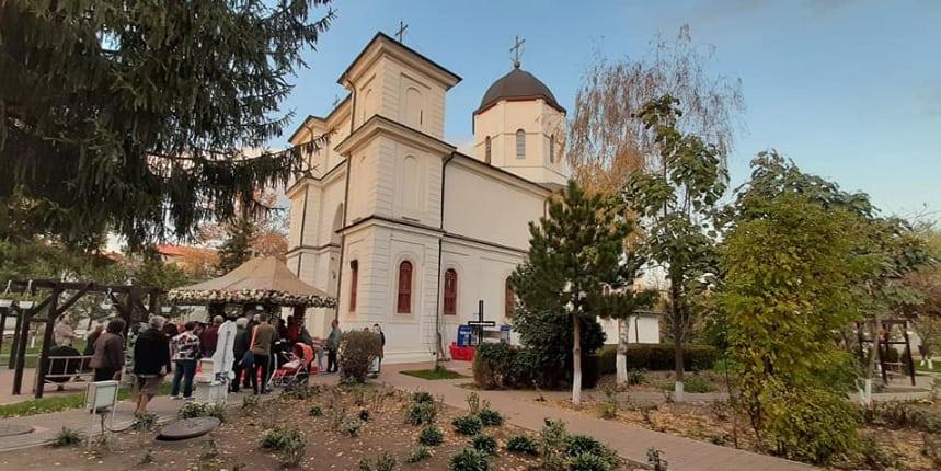 Manastirea Sinftii Voievozi Slobozia