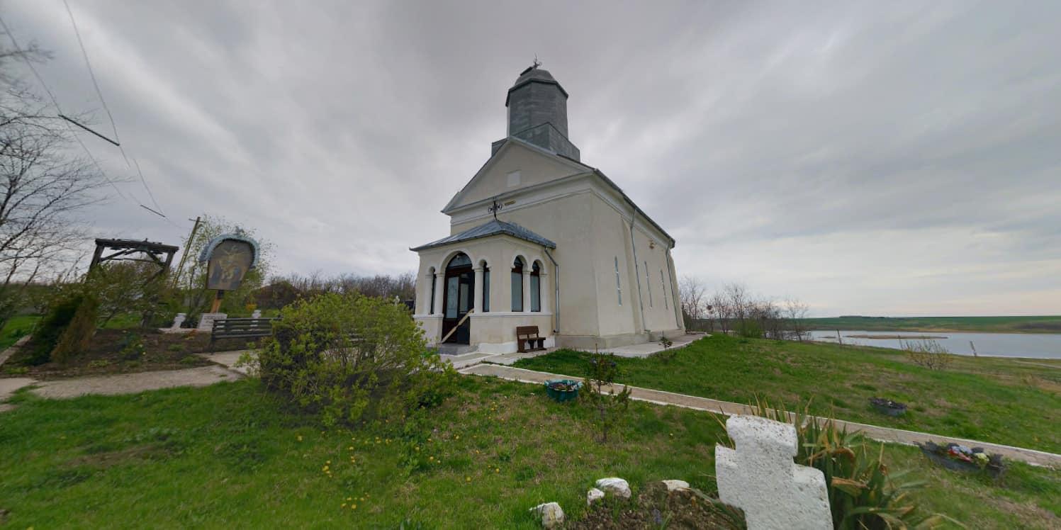 Manastirea Tariceni