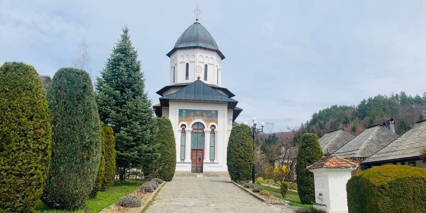 Manastirea Valeni